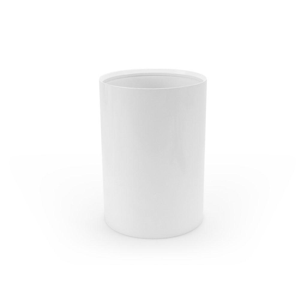 6 inch aluminium cup