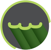 wave yarn icon